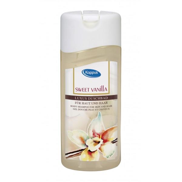 Kappus Gel de dus lux vanilie dulce 300 ml