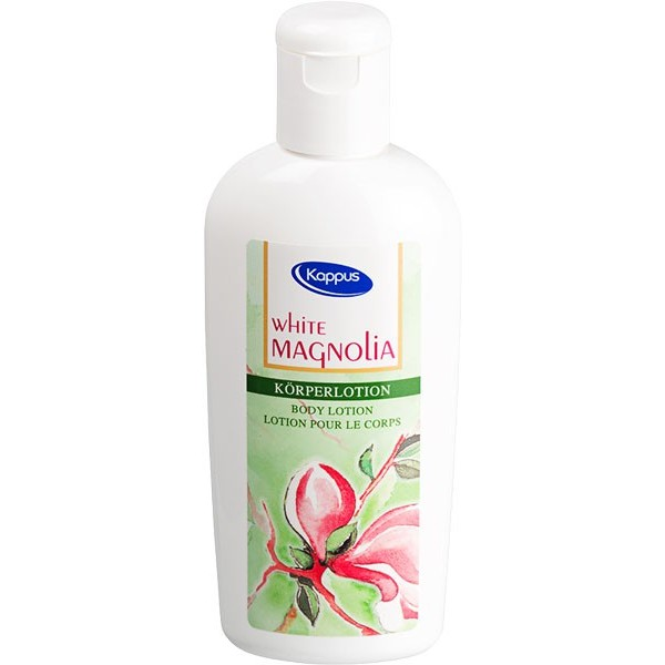 Kappus Lotiune de corp cu parfum de magnolie alba 200 ml