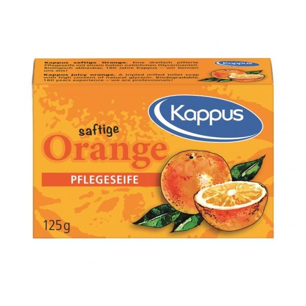 Kappus Sapun solid portocale 125 g