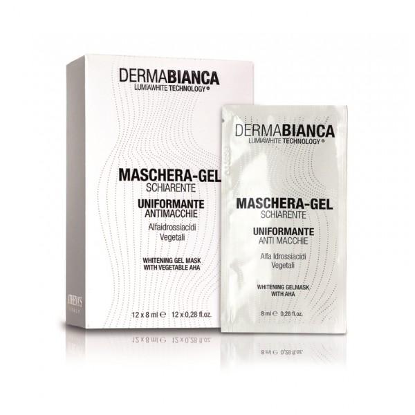 DERMABIANCA GEL MASCA 8 ML ANTi PETE, EFECT ALBIRE