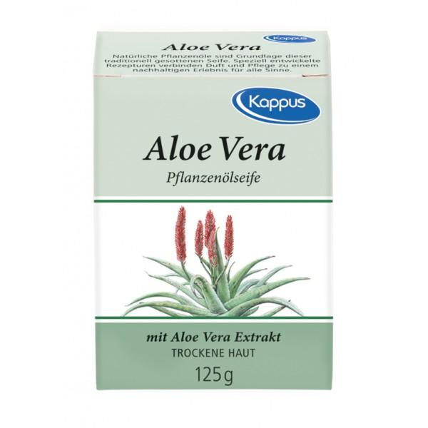 KAPPUS Sapun Aloe Vera 125 g