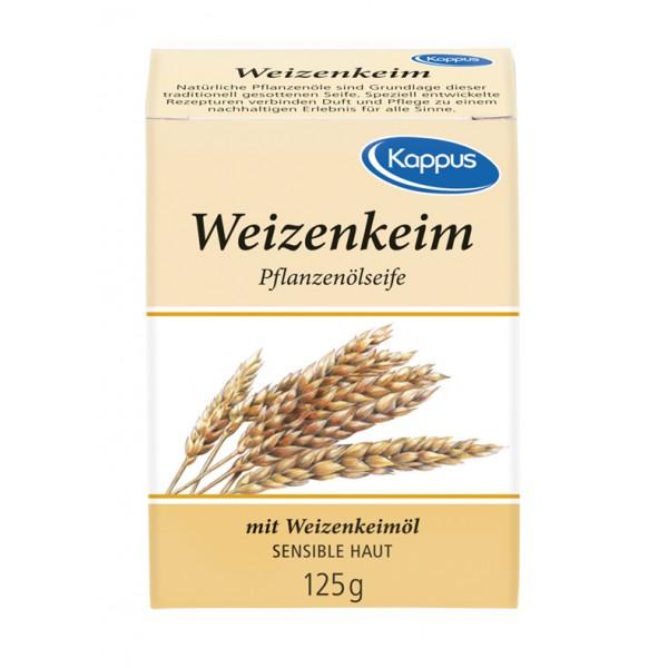 KAPPUS Sapun cu germeni de grau 125 g